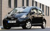 Toyota Aygo Black launched