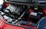 1.0-litre Toyota Aygo prototype engines