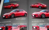 New Toyota FT-86 images leak