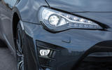 Toyota GT86 headlight