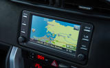 Toyota GT86 infotainment system