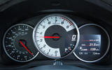 Toyota GT86 instrument cluster