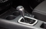 Toyota Hilux automatic gearbox