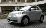 Toyota iQ goes electric