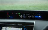Toyota Mirai information display