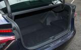 Toyota Mirai boot floor