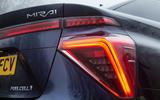 Toyota Mirai LED tailights