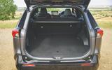 Toyota Rav 4 RT boot