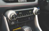 Toyota Rav 4 RT knobs