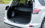 Toyota RAV4 boot space