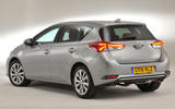 Toyota Auris rear quarter