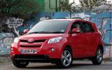 3 star Toyota Urban Cruiser