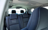 Toyota Verso rear seats