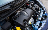 1.5-litre Toyota Yaris petrol engine
