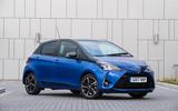 3.5 star Toyota Yaris