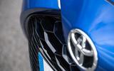 Toyota Yaris badge