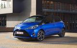 3.5 star Toyota Yaris Hybrid