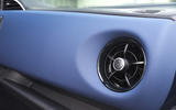 Toyota Yaris Hybrid air vents