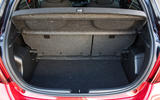 Toyota Yaris Hybrid boot space