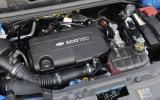 1.7-litre Chevrolet Trax diesel engine