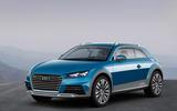Expanded Audi TT range to spawn new family car