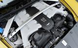 6.0-litre V12 Aston Martin Vantage S engine