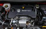 1.0-litre turbocharged Vauxhall Corsa engine