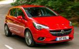 115bhp Vauxhall Corsa