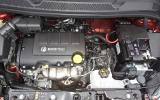 1.2-litre Vauxhall Adam petrol engine