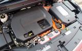 Vauxhall Ampera petrol-electric engine