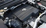 Vauxhall Antara diesel engine