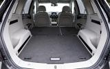 Vauxhall Antara boot space