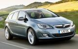 Vauxhall Astra ST revealed
