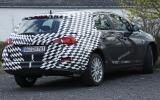 Vauxhall Astra estate spied