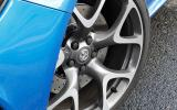 19in Vauxhall GTC VXR alloys