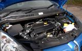 1.6-litre Vauxhall Corsa VXR engine