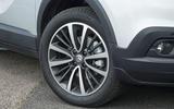 Vauxhall Crossland X alloy wheels