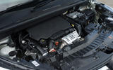 1.2-litre Vauxhall Crossland X engine