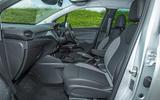 Vauxhall Crossland X interior