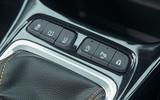 Vauxhall Crossland X switchgear