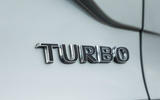 Vauxhall Crossland X Turbo badging