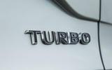 Vauxhall Crossland X Turbo badging