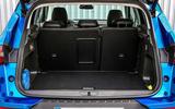 Vauxhall Grandland X boot space