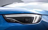 Vauxhall Grandland X LED headlights