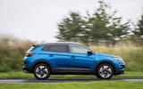 Vauxhall Grandland X side profile