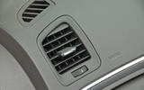 Vauxhall Insignia air vents