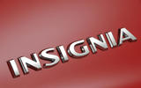 Vauxhall Insignia badging
