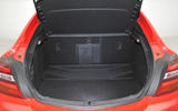 Vauxhall Insignia boot space