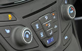 Vauxhall Insignia climate controls