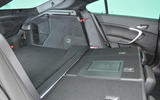 Vauxhall Insignia extended boot space
